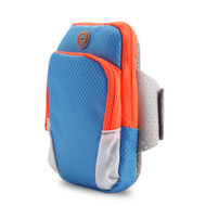 Universal Sports Neoprene Armband Pouch - Blue