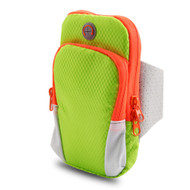 Universal Sports Neoprene Armband Pouch - Green
