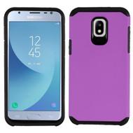Hybrid Multi-Layer Armor Case for Samsung Galaxy J3 (2018) - Purple