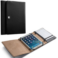 *Sale* Griffin Technology Genuine Leather Midtown Folio Case for iPad and 9.7 inch Tablet - Black