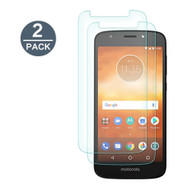 Crystal Clear Screen Protector for Motorola Moto E5 Play / E5 Cruise - Twin Pack