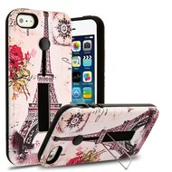 Finger Loop Case with Kickstand for iPhone SE / 5S / 5 - Paris Memory