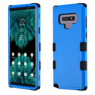 Military Grade Certified TUFF Hybrid Armor Case for Samsung Galaxy Note 9 - Blue