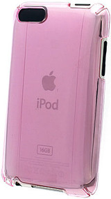 Crystal Jacket for 2nd & 3rd Generation iPod Touch 2G/3G (Pink)