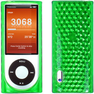 Crystal Candy Skin for 5th Generation iPod Nano 5G (Green)