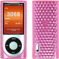Crystal Candy Skin for 5th Generation iPod Nano 5G (Pink)