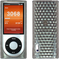 Crystal Candy Skin for 5th Generation iPod Nano 5G (Smoke)