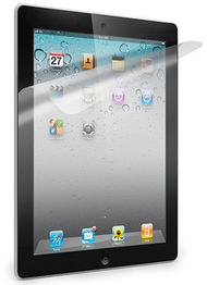 *Daily Deal* Crystal Clear Screen Protector for iPad 2, iPad 3 and iPad 4th Generation