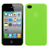 *SALE* Aero Shell Case and Screen Protector for iPhone 4 / 4S - Apple Green