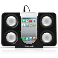 *DAILY DEAL* Naztech N40 Portable Speaker System Dock - Black