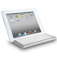 Naztech N1000 Universal Bluetooth Keyboard with Stand - White