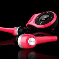*Sale* NoiseHush NS560 Clip-on Bluetooth Stereo Headset / Dongle - Hot Pink