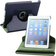 *SALE* 360 Rotating Leather Hybrid Smart Case for iPad Mini - Blue