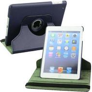 *SALE* 360 Rotating Leather Hybrid Smart Case for iPad Mini - Blue