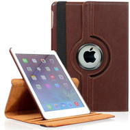 *SALE* 360 Rotating Leather Hybrid Smart Case for iPad Mini - Brown