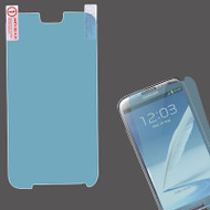 *$1 SALE* Color Tint Anti-Glare Screen Protector for Samsung Galaxy Note II - Blue