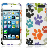 Snap-On Protective Image Case for iPod Touch 5th / 6th Generation - Paws