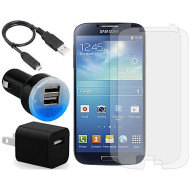 HD Accessory Bundle Kit for Samsung Galaxy S4
