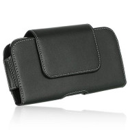 *SALE* Convertible Leather Hip Case - Black
