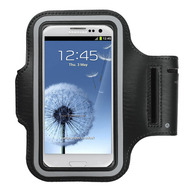 Action Fitness Sports Neoprene Armband - Black
