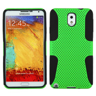 Astronoot Multi-Layer Hybrid Case for Samsung Galaxy Note 3 - Green