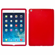 Premium Silicone Skin Cover for iPad Air - Red