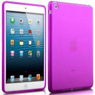 Flexi TPU Gel Case for iPad Air - Purple