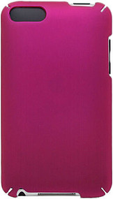 Back Shell Cover 2nd & 3rd Generation iPod Touch 2G/3G - Hot Pink