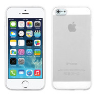 Crystal TPU Cover for iPhone SE / 5S / 5 - Clear