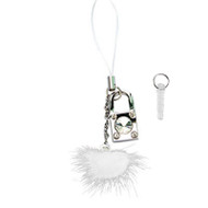 Cell Phone Charm + Dust Cap - 5012