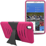 *Sale* Shockproof Armor Kickstand Case for Samsung Galaxy Tab Pro 8.4 - Hot Pink