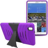 *Sale* Shockproof Armor Kickstand Case for Samsung Galaxy Tab Pro 8.4 - Purple
