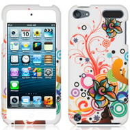 Snap-On Protective Image Case for iPod Touch 5th / 6th Generation - Autumn Flower
