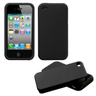 *CLEARANCE* Fusion Multi-Layer Hybrid Case for iPhone 4 / 4S - Black