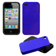 *CLEARANCE* Fusion Multi-Layer Hybrid Case for iPhone 4 / 4S - Blue