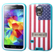 Verge Image Hybrid Kickstand Case for Samsung Galaxy S5 - United States