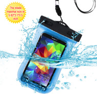 Stay Dry Waterproof Case - Blue