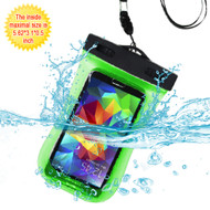 Stay Dry Waterproof Case - Green