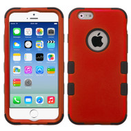 *SALE* Military Grade TUFF Hybrid Case for iPhone 6 / 6S - Red