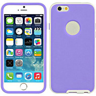 *Sale* BumperShield Protective Case for iPhone 6 / 6S - Purple White