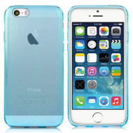*SALE* Rubberized Crystal Case for iPhone 6 / 6S - Blue