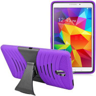 *Sale* Shockproof Armor Kickstand Case for Samsung Galaxy Tab S 8.4 - Purple