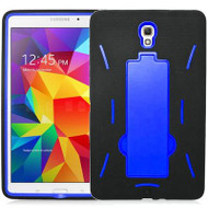 *Sale* Explorer Impact Armor Kickstand Hybrid Case for Samsung Galaxy Tab S 8.4 - Black Blue
