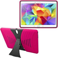 *Sale* Shockproof Armor Kickstand Case for Samsung Galaxy Tab S 10.5 - Hot Pink