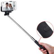 Bluetooth Selfie Stick Monopod with Shutter Button