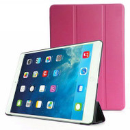 All-In-One Smart Hybrid Case for iPad Air - Hot Pink