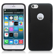 *Sale* Astronoot Multi-Layer Hybrid Case for iPhone 6 Plus / 6S Plus - Black
