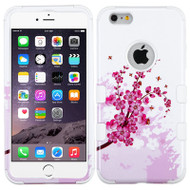 Military Grade Certified TUFF Image Hybrid Case for iPhone 6 Plus / 6S Plus - Spring Flowers