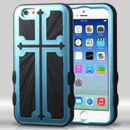 Cross Hybrid Case for iPhone 6 / 6S - Blue