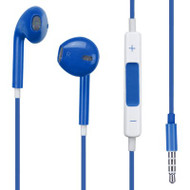 Mybat Hi-Fi Dynamic Stereo Hands-free Headset with Mic - Blue